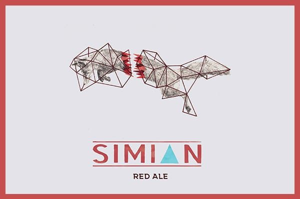Simian Red Ale